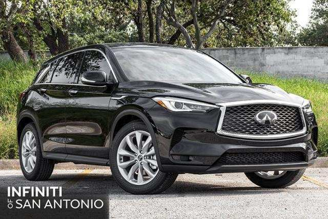 85 Best 2019 Infiniti Qx50 Black Redesign And Concept