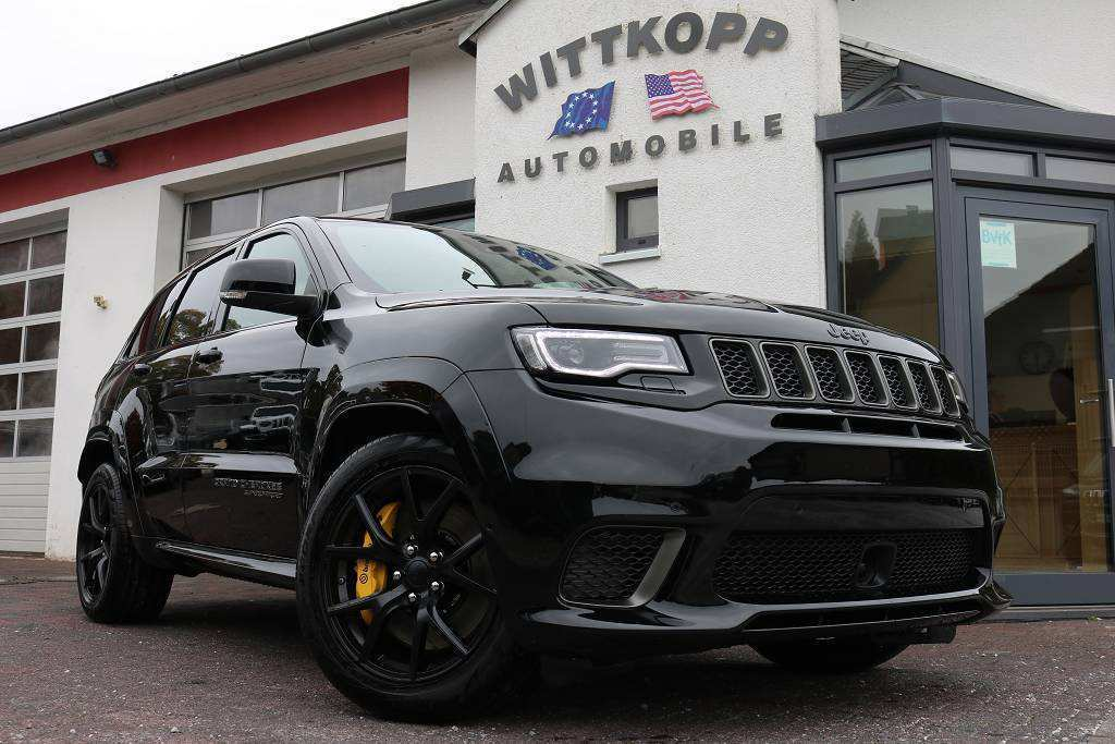 85 Best 2019 Jeep Grand Cherokee Trackhawk First Drive
