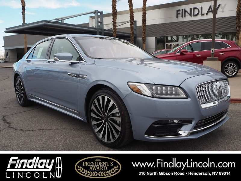 85 Best 2019 Lincoln Continental Exterior