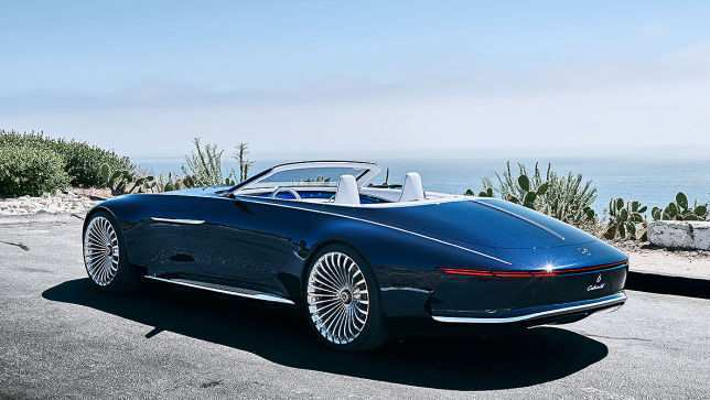 85 Best 2019 Mercedes Maybach 6 Cabriolet Price Ratings