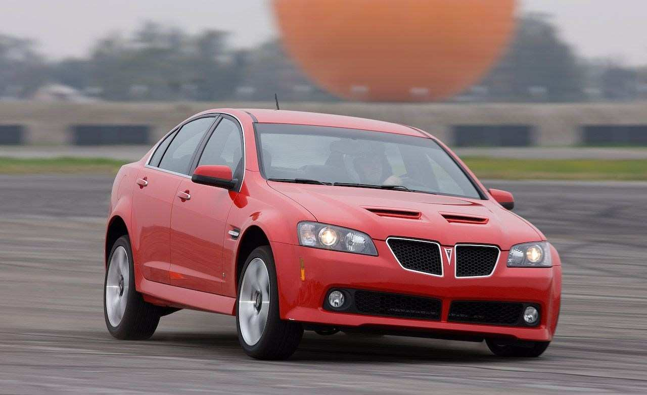 85 Best 2019 Pontiac G8 Gt Ratings