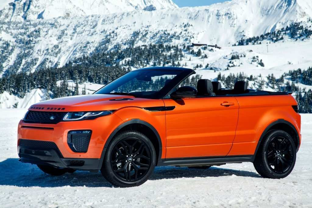 85 Best 2019 Range Rover Evoque Xl Review And Release Date