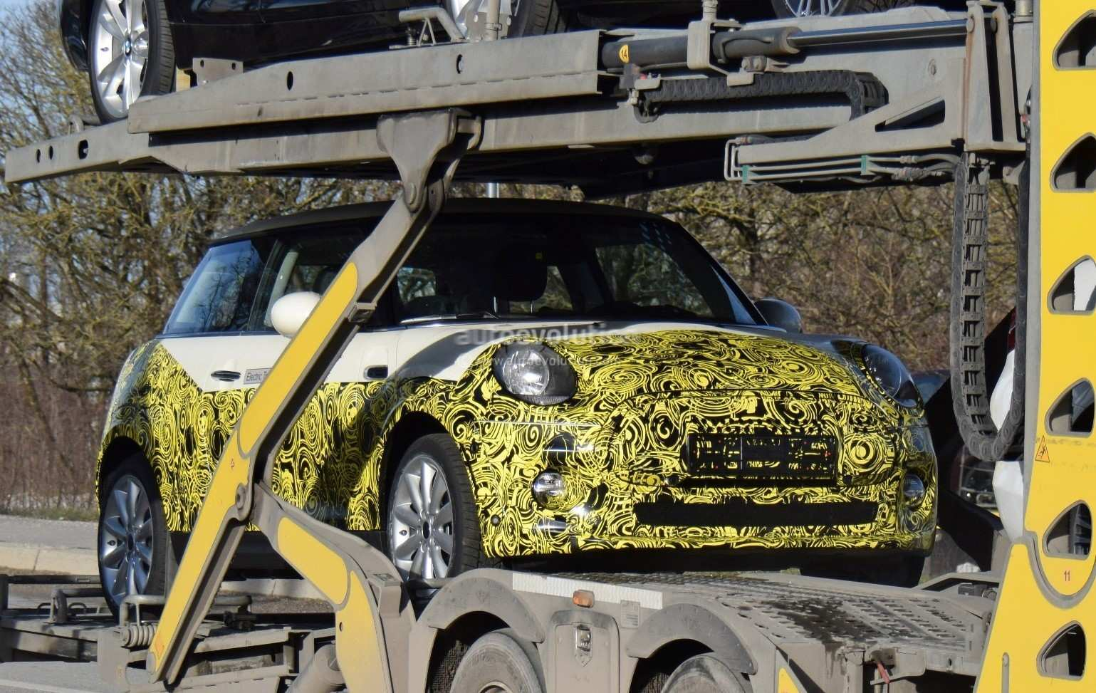 85 Best 2019 Spy Shots Mini Countryman Redesign
