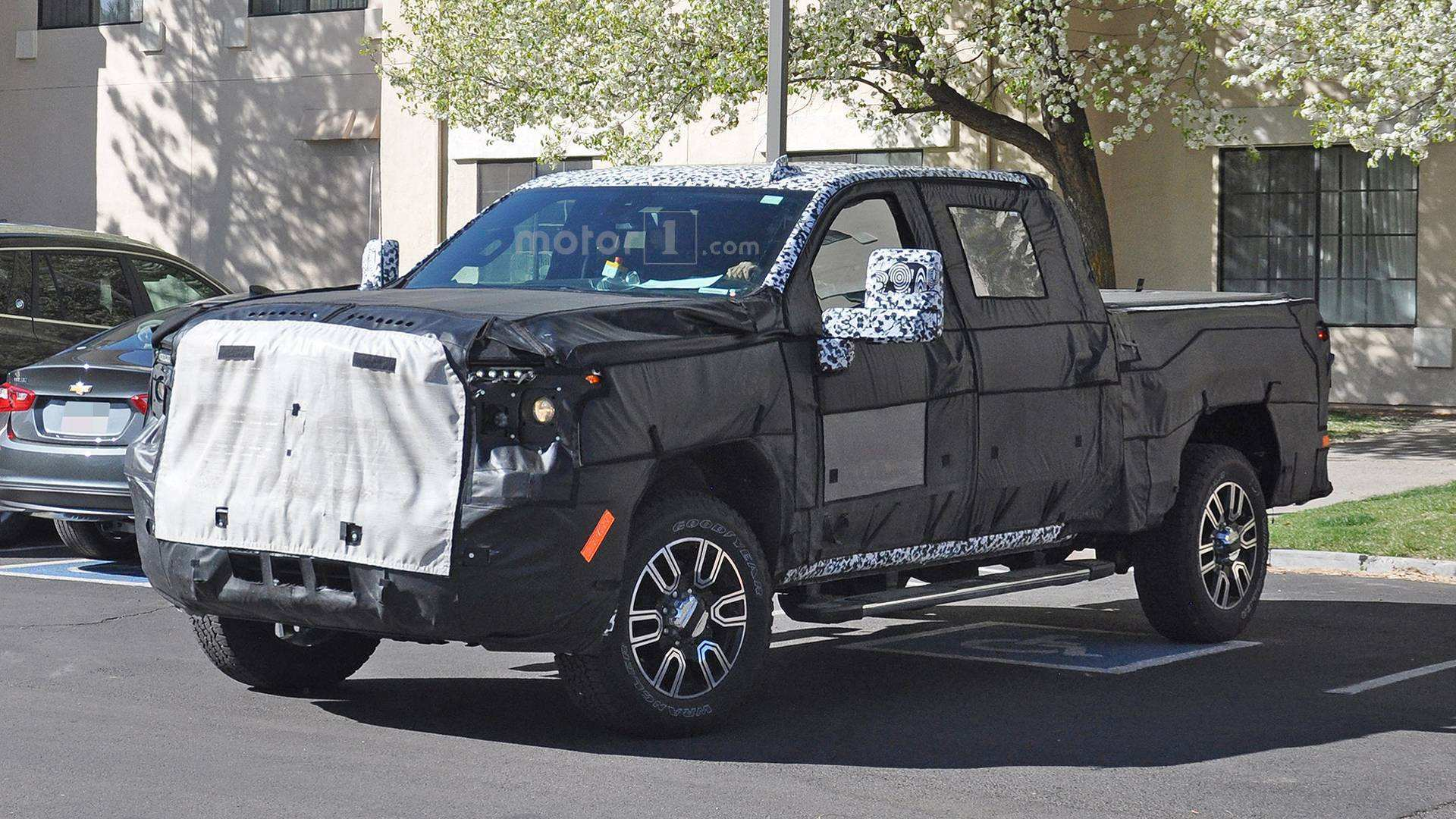85 Best 2020 GMC 2500 New Body Style Exterior And Interior
