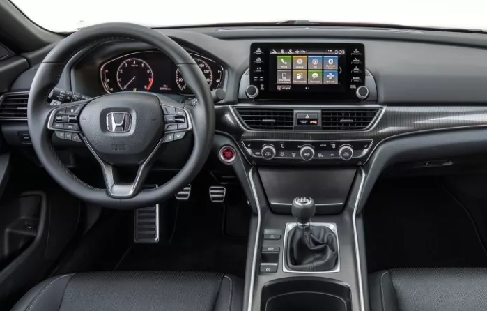 85 Best 2020 Honda Accord Interior Release Date