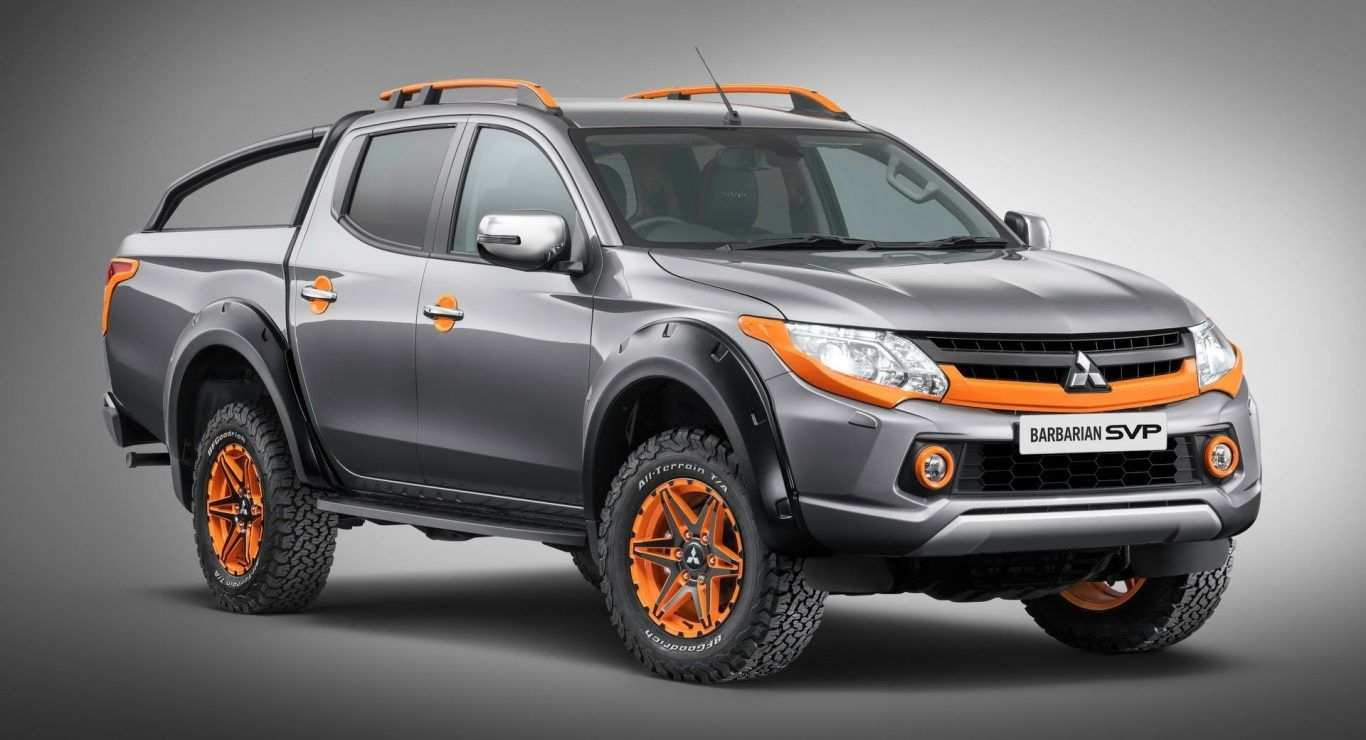 85 Best 2020 Mitsubishi L200 Redesign