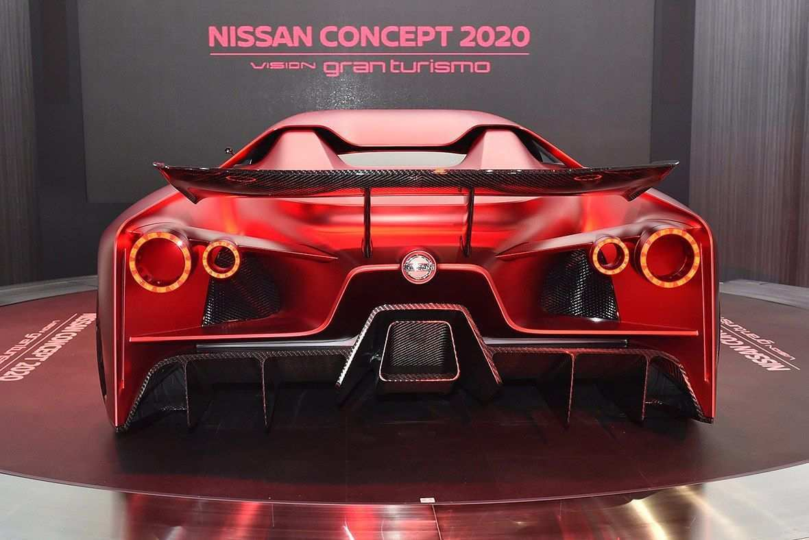 85 Best 2020 Nissan Gtr Nismo Hybrid Redesign And Review