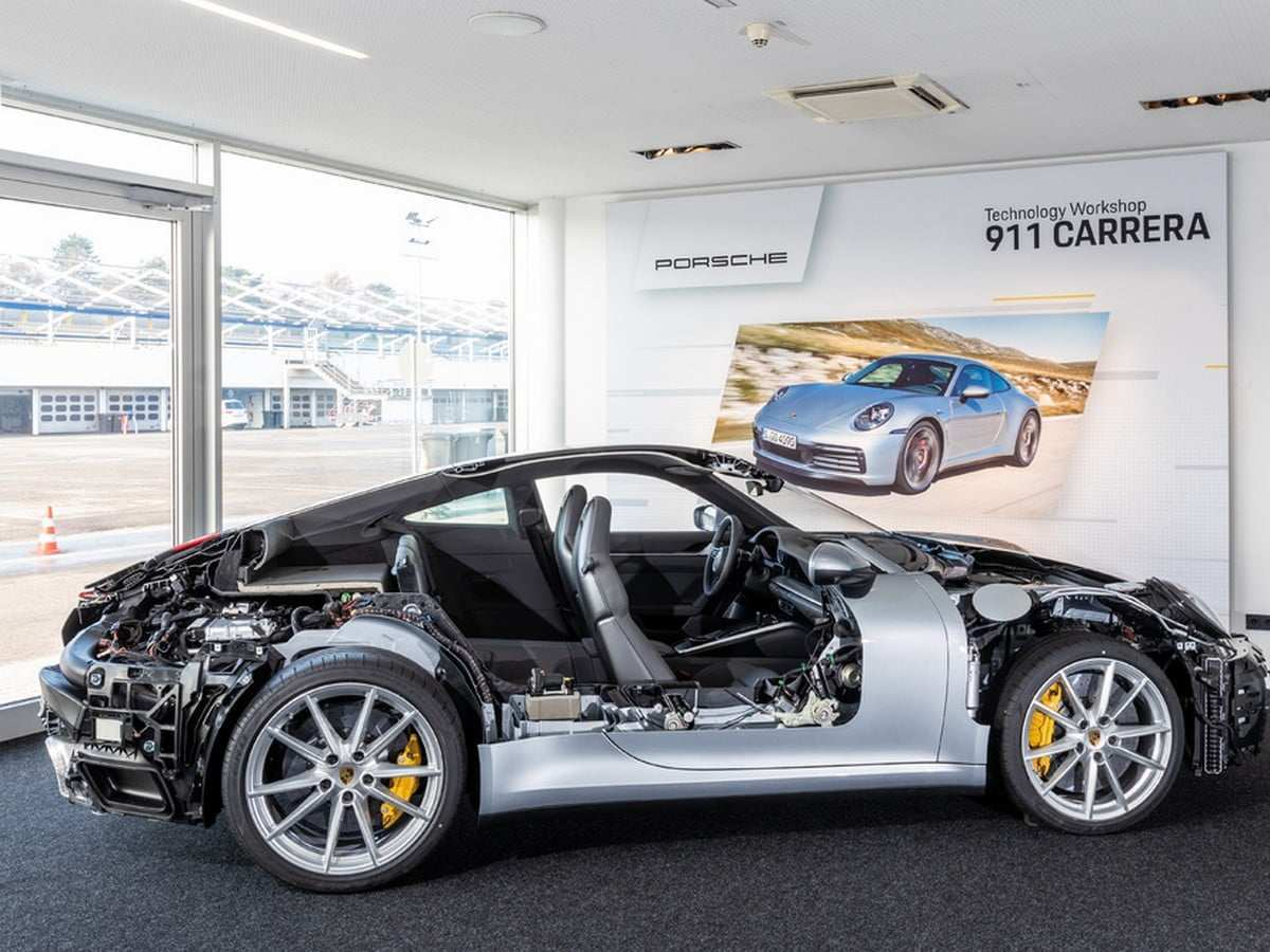 85 Best 2020 Porsche 911 Release Date And Concept
