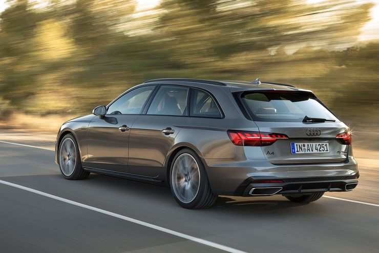 85 Best Audi A4 B10 2020 Redesign And Concept