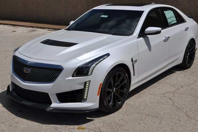 85 New 2019 Cadillac CTS V Review