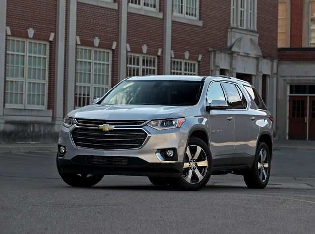 85 New 2019 Chevrolet Traverses Redesign And Review