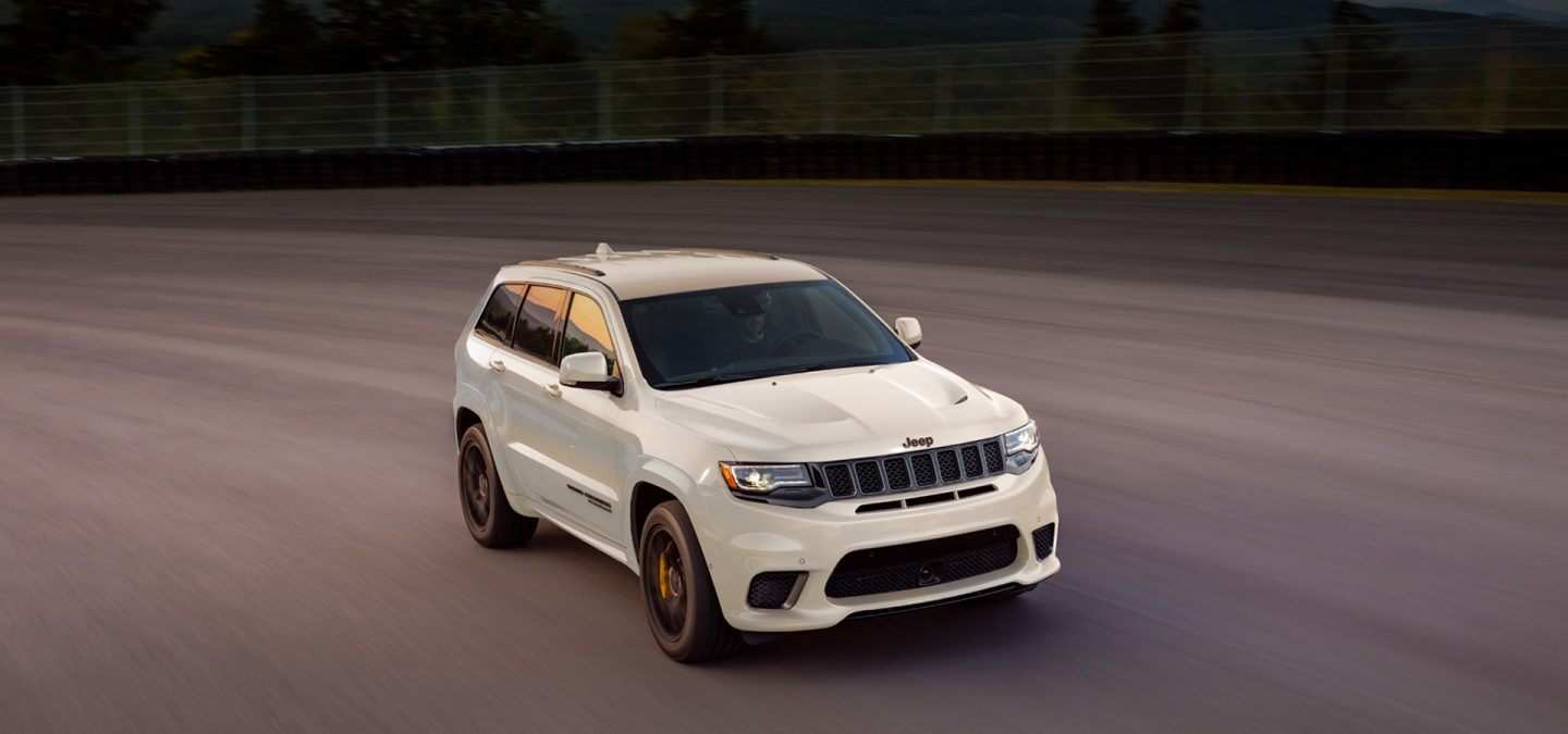 85 New 2019 Grand Cherokee Srt Hellcat Redesign