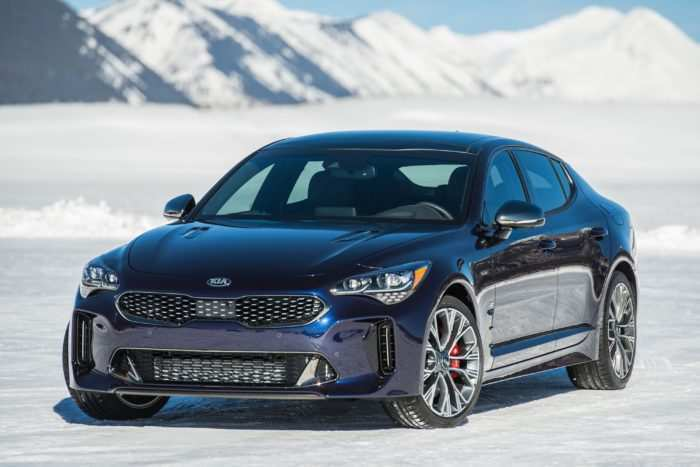 85 New 2019 Kia Gt Coupe Price And Release Date