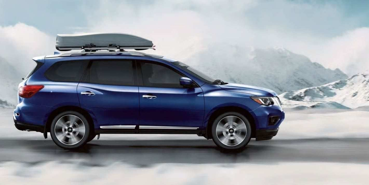 85 New 2019 Nissan Pathfinder New Model And Performance