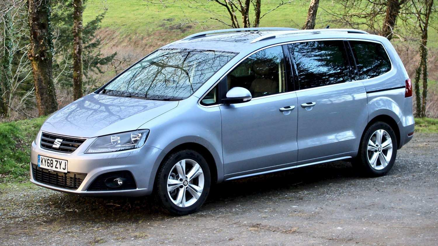 85 New 2019 Seat Alhambra Research New