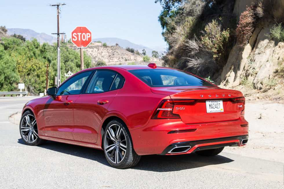 85 New 2019 Volvo S60 Research New