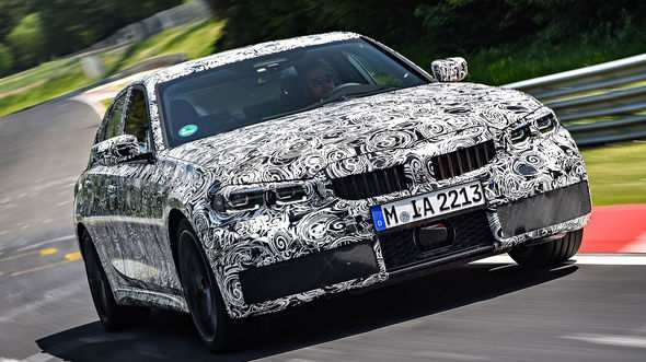 85 New 2020 BMW 3 Series Edrive Phev Picture