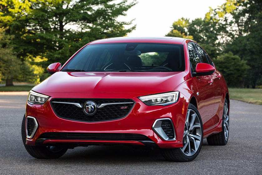 85 New 2020 Buick Regal Gs History