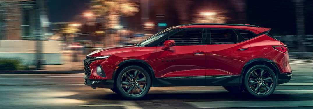 85 New 2020 Chevy Blazer Pricing