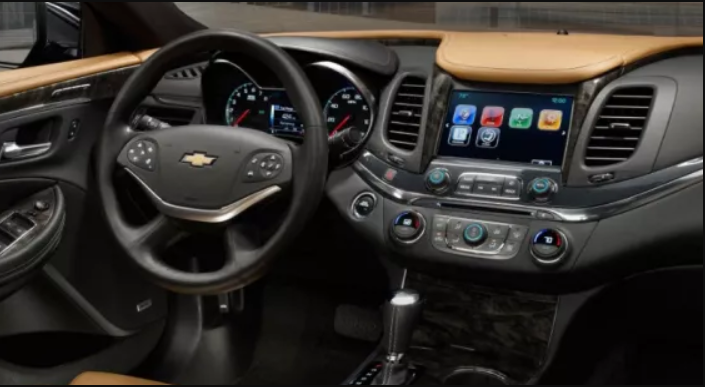 85 New 2020 Chevy Impala Ss Ltz Interior