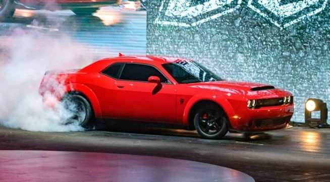 85 New 2020 Dodge Charger Srt8 Hellcat Exterior