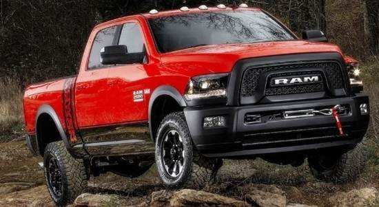 85 New 2020 Dodge Power Wagon Style