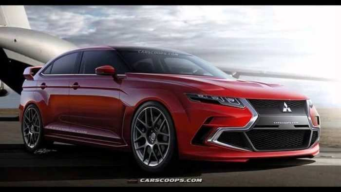 85 New 2020 Mitsubishi Lancer EVO XI Price Design And Review
