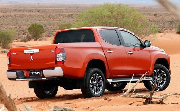 85 New 2020 Mitsubishi Triton Concept And Review