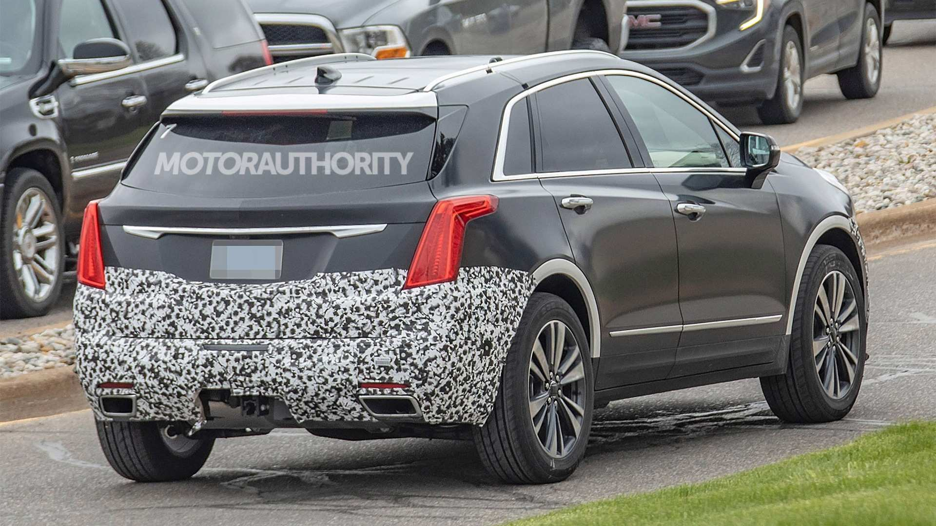 85 New 2020 Spy Shots Cadillac Xt5 Redesign