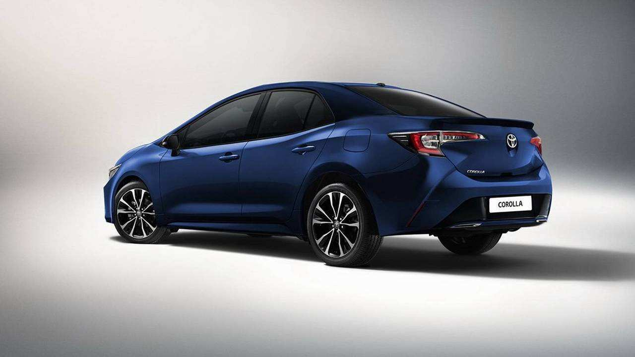 85 New 2020 Toyota Avensis Concept