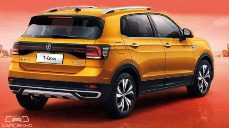 85 New 2020 Volkswagen Cross New Model And Performance