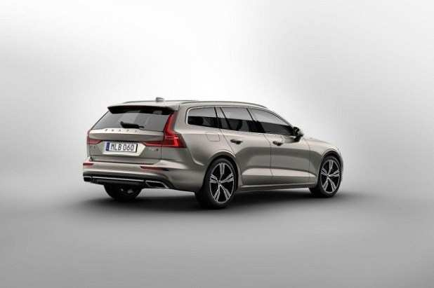 85 New 2020 Volvo Xc70 New Generation Wagon Redesign And Review