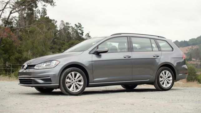 85 New 2020 Vw Golf Sportwagen Concept