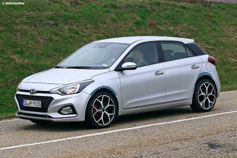 85 New Hyundai I20 2020 Research New