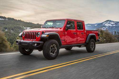 85 New Jeep Pickup 2020 Msrp Engine