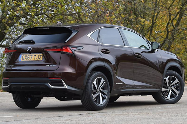 85 New Lexus Nx 2020 Hybrid Model