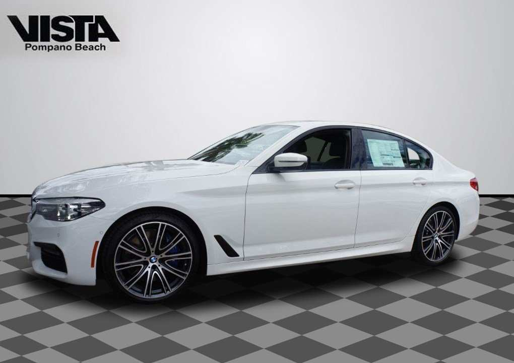 85 The 2019 BMW 5 Series Prices