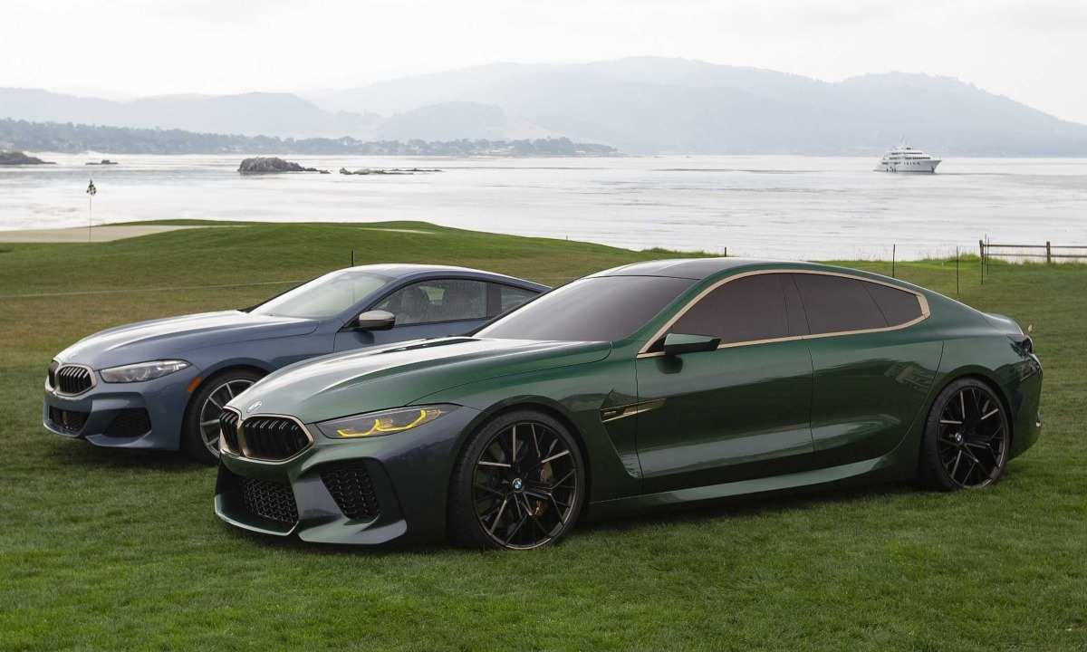 85 The 2019 BMW M8 First Drive