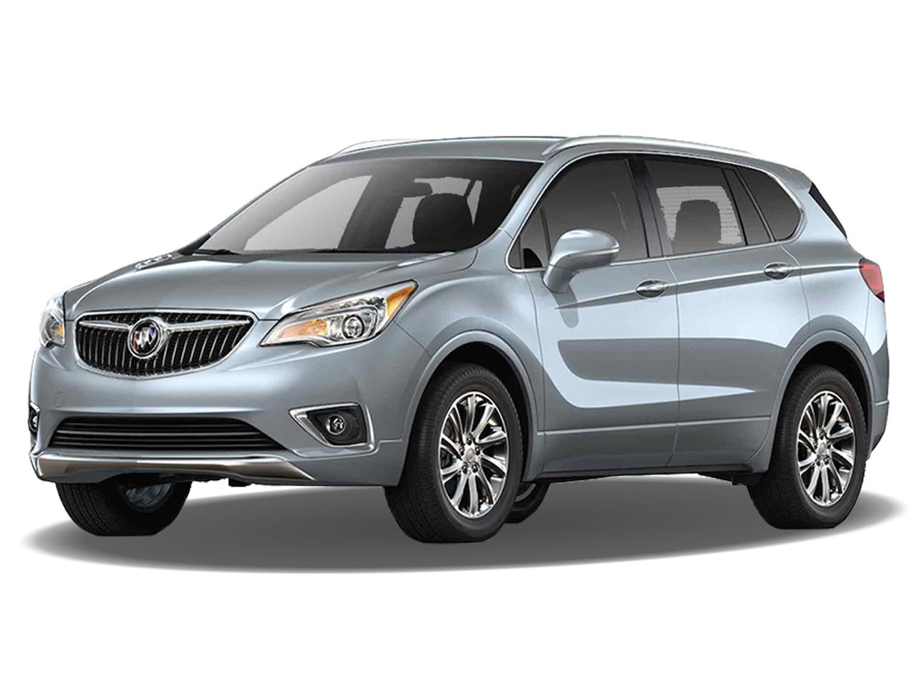 85 The 2019 Buick Envision Concept