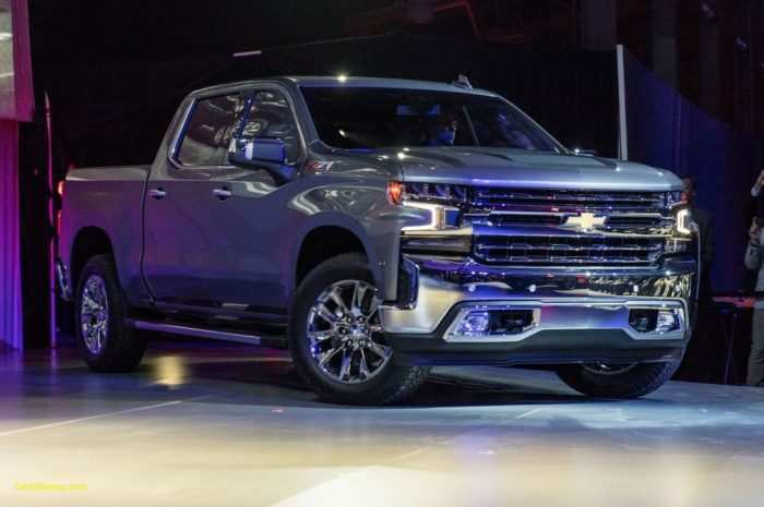 85 The 2019 Chevy Cheyenne Ss Picture