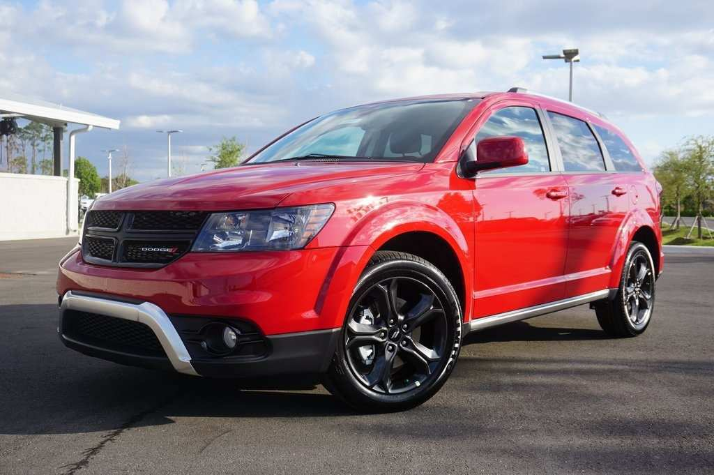85 The 2019 Dodge Journey Wallpaper
