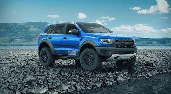 85 The 2019 Ford Everest Engine