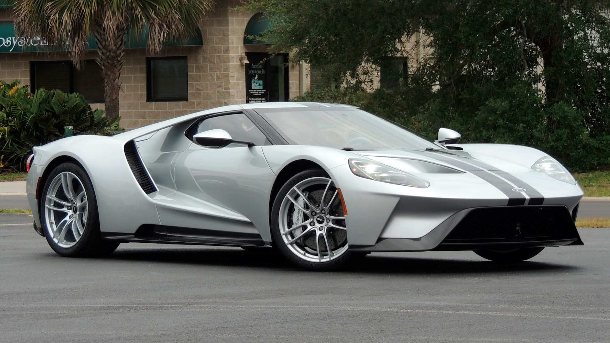 85 The 2019 Ford Gt Supercar Images