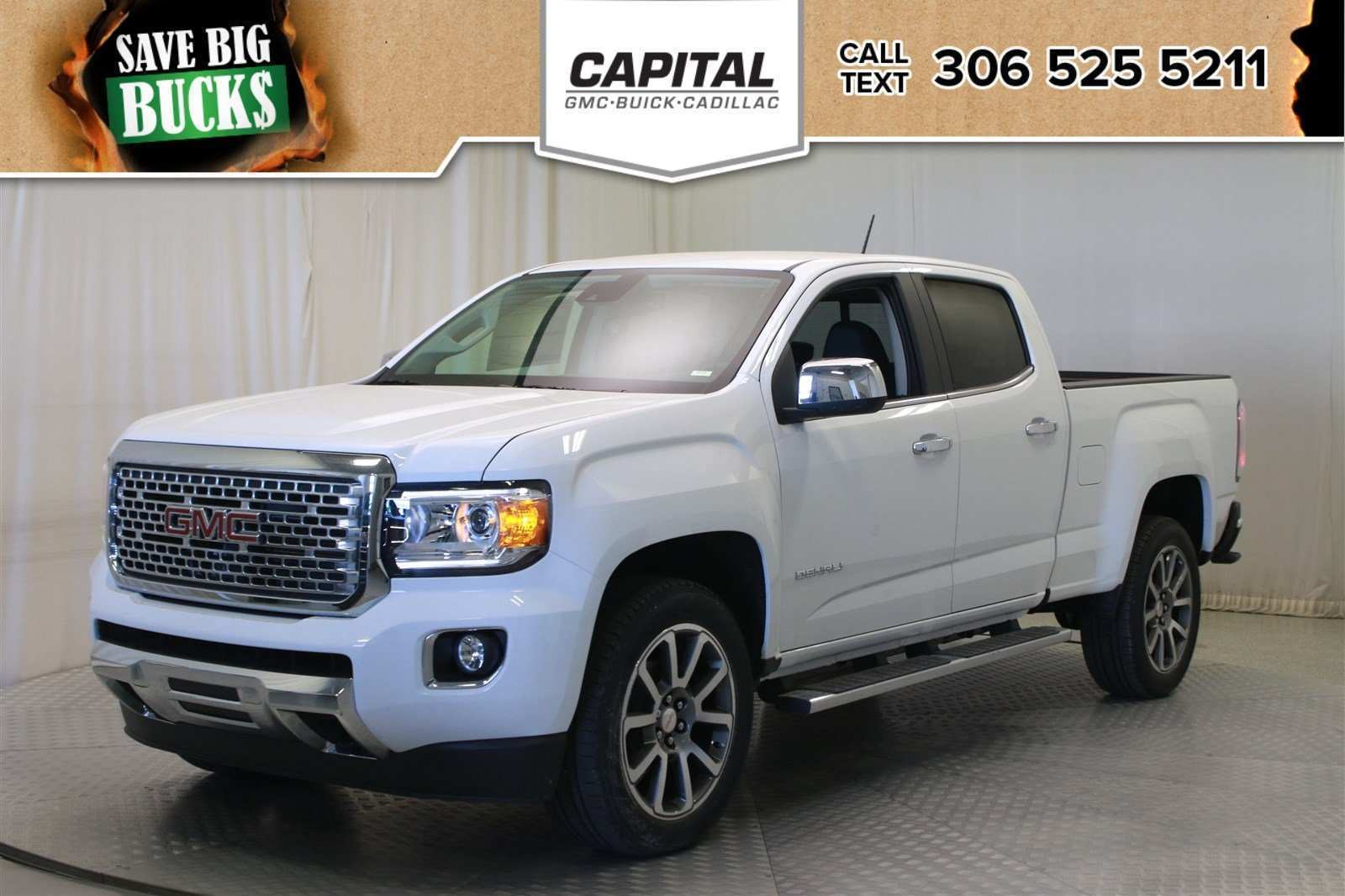 85 The 2019 GMC Canyon Specs And Review