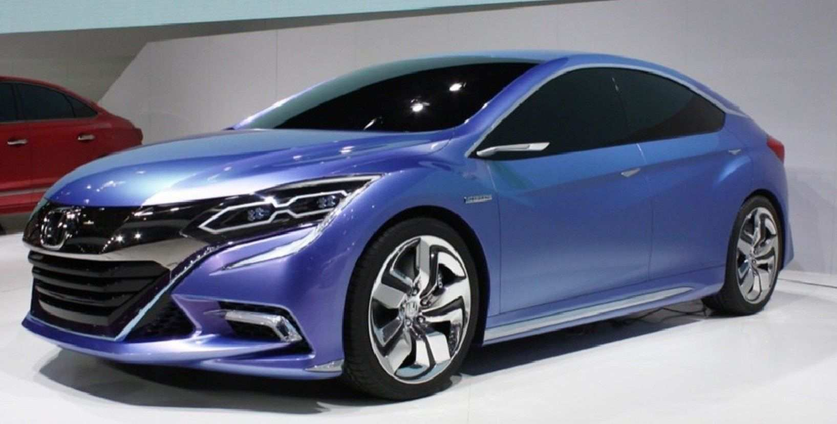 85 The 2019 Honda Accord Spirior Picture