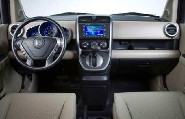 85 The 2019 Honda Element First Drive