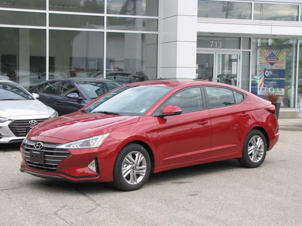 85 The 2019 Hyundai Elantra Price And Release Date