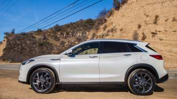 85 The 2019 Infiniti QX50 New Review
