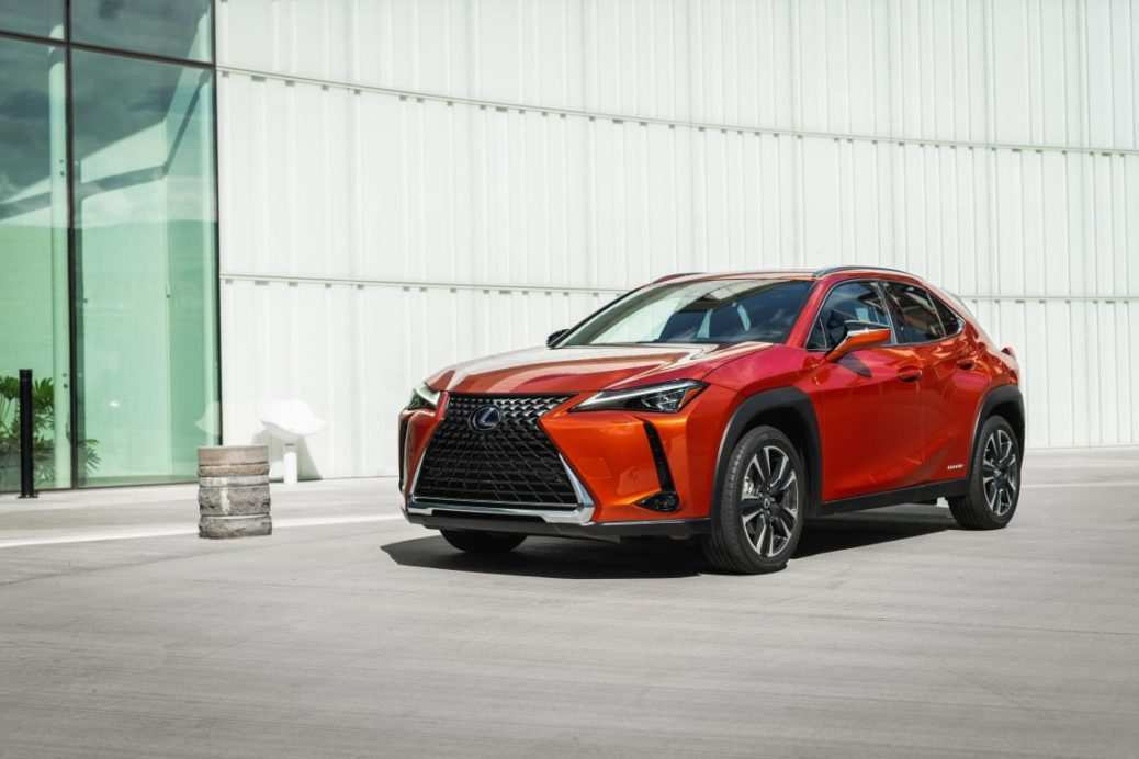 85 The 2019 Lexus Ux Release Date Engine