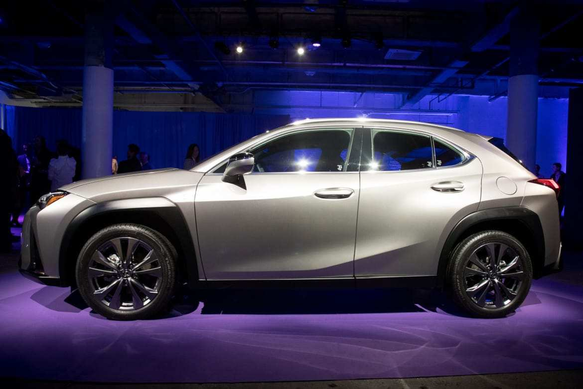 85 The 2019 Lexus Ux Release Date Performance